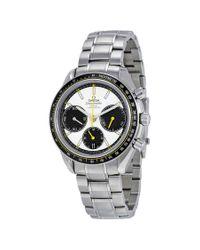 Omega Metallic Speedmaster Watch O32630405004001 for men