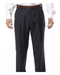 Jos. A. Bank - Blue Signature Collection Regal Fit Pleated Front Suit Separate Pants for Men - Lyst