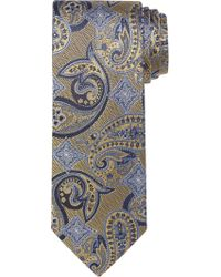 Jos. A. Bank - Yellow Signature Collection Medallion & Paisley Tie Clearance for Men - Lyst