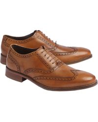 Jos. A. Bank - Brown Williams Wing Shoe By Cole Haan for Men - Lyst