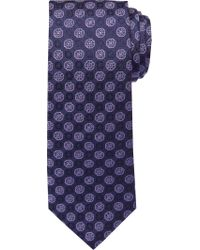 Jos. A. Bank - Blue Reserve Collection Floral Motif Tie for Men - Lyst