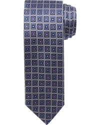 Jos. A. Bank - Blue Reserve Collection Triple Squares Tie for Men - Lyst