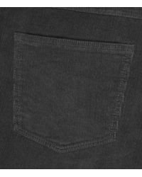 Jos. A. Bank - Gray 1905 Collection Tailored Fit 5-pocket Corduroy Pants for Men - Lyst
