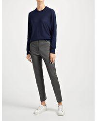 Joseph - Blue Cashair Sweater - Lyst