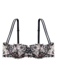 Chantelle - Gray Merci Demi Bra - Lyst