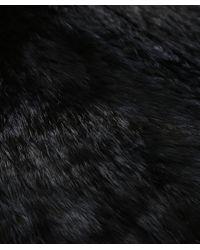 Yves Salomon - Black Fur Snood - Lyst