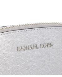 MICHAEL Michael Kors - Metallic Alex Travel Pouch - Lyst