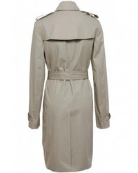 Paul Smith Black Label   Natural Belted Trench Coat   Lyst