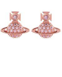 Vivienne Westwood - Multicolor Tamia Stud Earrings - Lyst