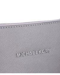 MICHAEL Michael Kors   Gray Jet Set Tote Bag   Lyst