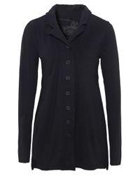 Rundholz Black Frill Back Jersey Jacket