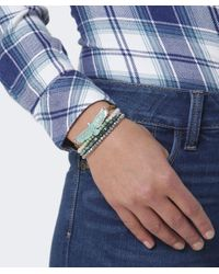 Hipanema | Mini Blue Bracelet | Lyst