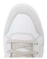 Étoile Isabel Marant White Bessy Leather Trainers