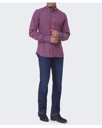 Jacob Cohen Blue Regular Fit Comfort Jeans for men