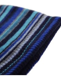 Paul Smith Blue Mens Classic Striped Hat for men