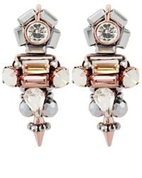 Butterfly | Pink Statement Bellini Earrings | Lyst