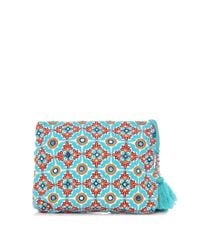 Star Mela - Green Ashi Clutch - Lyst