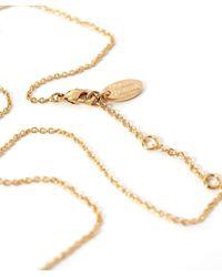 Vivienne Westwood - Metallic 3d Orb Necklace - Lyst