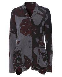 Rundholz | Black Printed Tale Jacket | Lyst