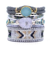 Hipanema | Multicolor Cypress Multi Strand Bracelet | Lyst