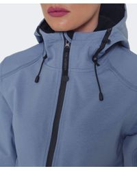 Ilse Jacobsen | Blue Classic Softshell 3/4 Raincoat | Lyst