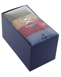 Hackett Multicolor Numbered Sock Box Set for men