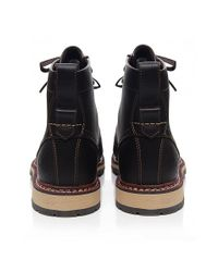 Timberland Brown Earthkeeper Britton Hill Boots for men