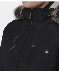 Barbour - Black Bimota Quilted Jacket - Lyst