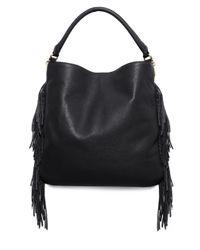 Rebecca Minkoff   Black Clark Hobo Bag   Lyst