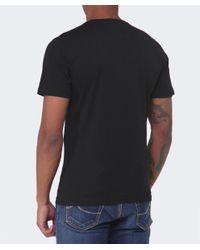 Vivienne Westwood Black Orb T-shirt for men