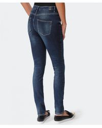 2nd Day Blue Sally Classic Skinny Jeans