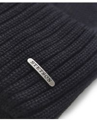 Stetson - Black Northpoint Merino Wool Hat for Men - Lyst