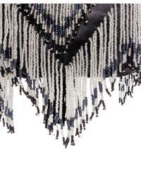 En Shalla Black Cross-body Bag