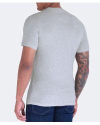 Barbour - Multicolor Sea Logo T-shirt for Men - Lyst
