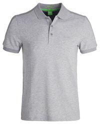 BOSS Green | Gray Paule Polo Shirt for Men | Lyst