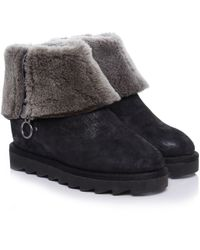 Ash | Yorki Booties - Black | Lyst