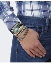 Hipanema | Brown Greenpeace Bracelet | Lyst