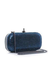Vivienne Westwood - Green Verona Clutch Bag - Lyst
