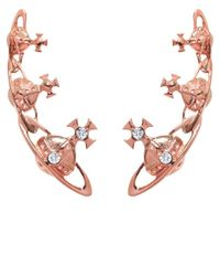 Vivienne Westwood | Pink Candy Earrings | Lyst