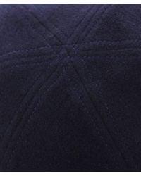 Stetson - Blue Texas Wool Cashmere Cap for Men - Lyst