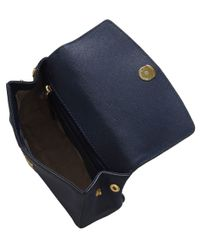 MICHAEL Michael Kors Blue Ava Small Crossbody Bag