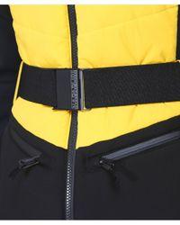 Napapijri Yellow Cloe Ski Jacket