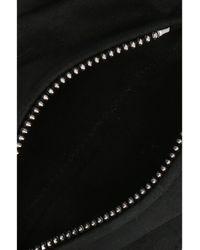 Pochette 'Fat bunny' di Rick Owens in Black