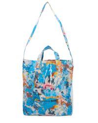 Shopping 'Futura2000' di Comme des Garçons in Blue da Uomo