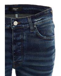 Jeans 'Mx1 suede' di Amiri in Blue da Uomo