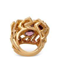 Madstone Metallic Zeus Ring