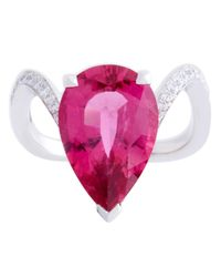 Stephen Webster - Multicolor Magnipheasant Ruby Cocktail Ring - Lyst