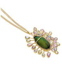 Daniela Villegas | Multicolor Galaxy Necklace | Lyst