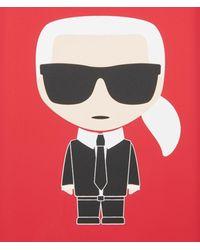 Karl Lagerfeld Red K/ikonik Iphone 8 Cover