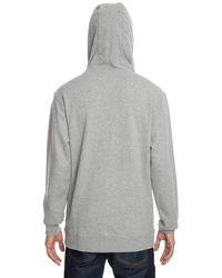 Vans - Gray The Fairmount Pullover Hoodie for Men - Lyst